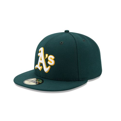 New Era Men's Oakland Athletics 2016 59FIFTY Cap - view number 1
