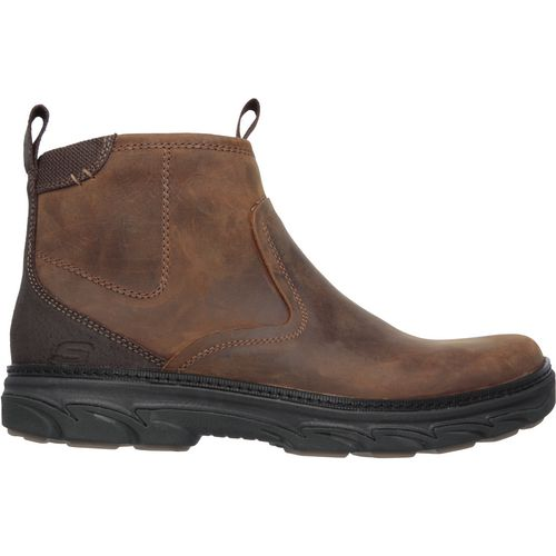 Display product reviews for SKECHERS Men's Relaxed Fit Resment Boots