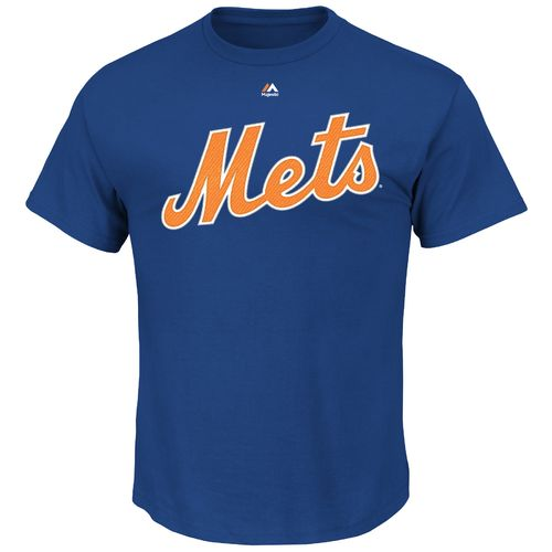 Majestic Men's New York Mets Jacob deGrom #48 T-shirt - view number 2