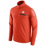 Nike™ Men's Clemson University Coaches 1/2 Zip Jacket