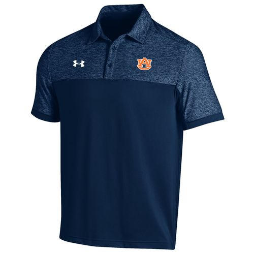 Under Armour™ Men's Auburn University Podium Polo Shirt
