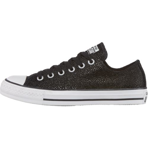 Display product reviews for Converse Women's Chuck Taylor All Star Stingray Metallic Shoes