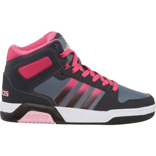 adidas Kids' BB9TIS Mid Basketball Shoes