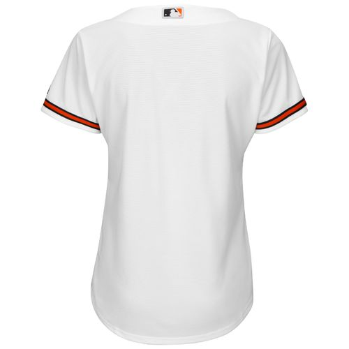 Majestic Women's Baltimore Orioles Cool Base Replica Jersey - view number 2