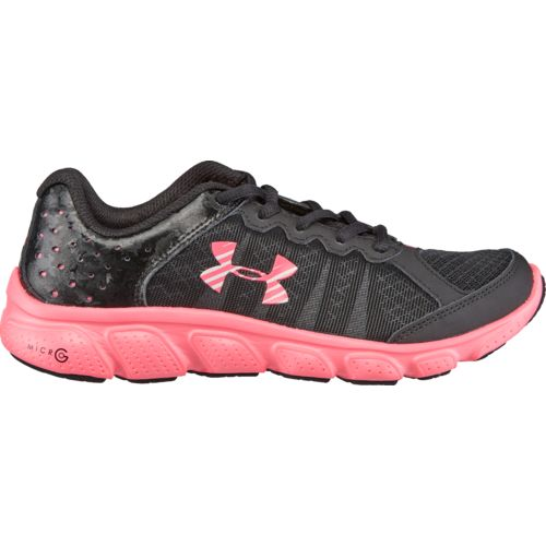 under armour high tops shoes for girls. under armour girls\u0027 gps assert 6 running shoes - view number high tops for girls