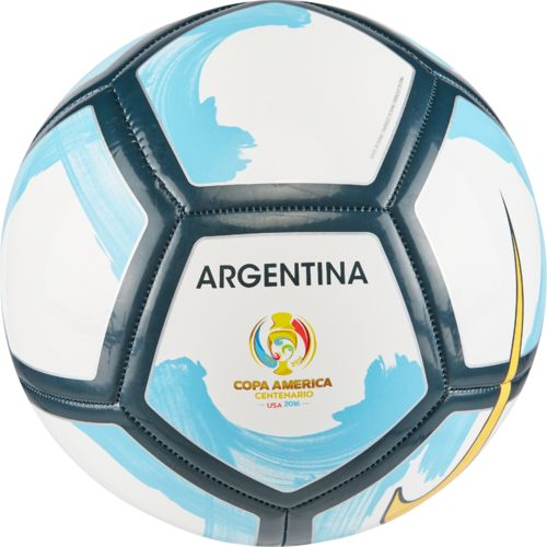 Nike™ Argentina Supporters Ciento Size 5 Soccer Ball