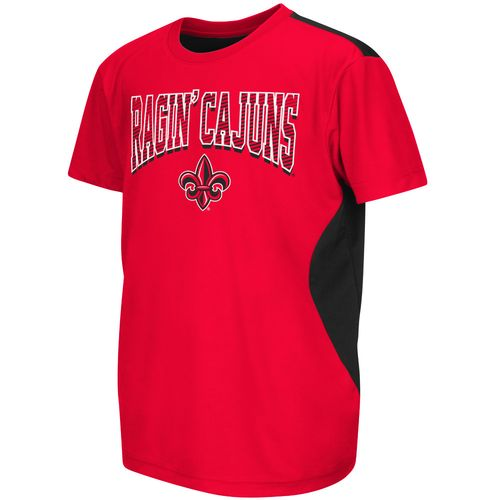 Colosseum Athletics™ Boys' University of Louisiana at Lafayette Short Sleeve T-shirt - view number 1