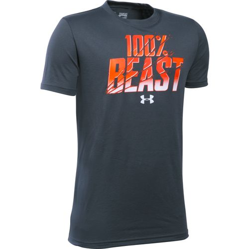 Display product reviews for Under Armour Boys' All Beast All Day Short Sleeve T-shirt