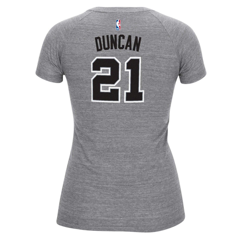 adidas™ Women's San Antonio Spurs Tim Duncan #21