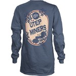 Three Squared Juniors' University of Texas at El Paso Maya Long Sleeve T-shirt