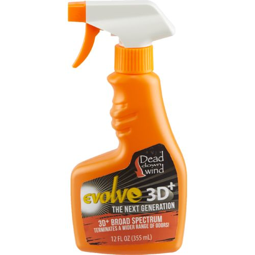 Dead Down Wind Evolve 3D+ 12 oz. Field Spray and Pac-It Combo