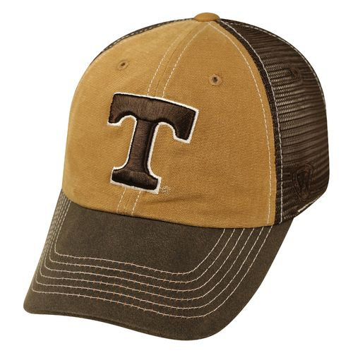 Top of the World Men's University of Tennessee Incog 2-Tone Adjustable Cap