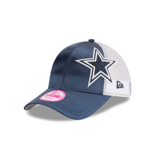 New Era Women's Dallas Cowboys Glitzer Hat