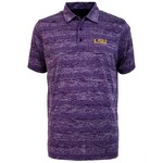 Antigua Men's Louisiana State University Formation Polo Shirt