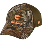 New Era Men's University of Georgia Realtree Xtra® 39THIRTY Neo Cap