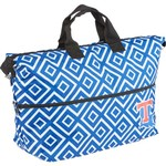 Logo Women's Louisiana Tech University Double Diamond Expandable Tote Bag