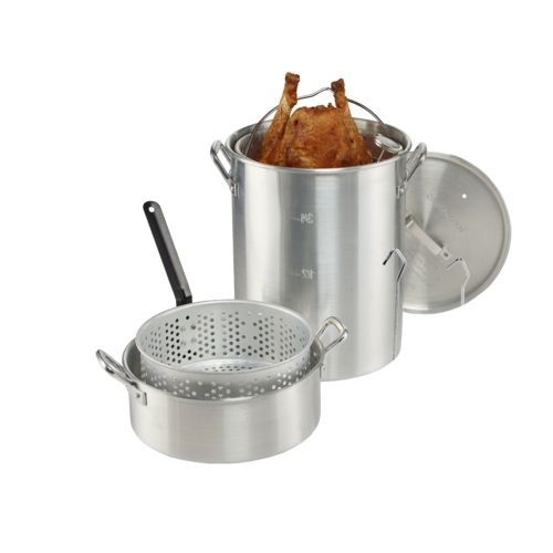 Outdoor Gourmet Deluxe Combo Pot Kit - view number 4