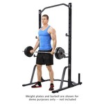 Body Champ Power Rack System with Olympic Weight Plate Storage - view number 4