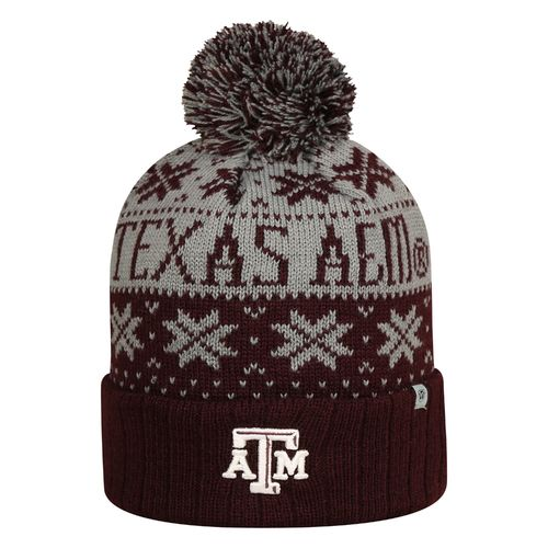Top of the World Men's Texas A&M University Subarctic Knit Cap