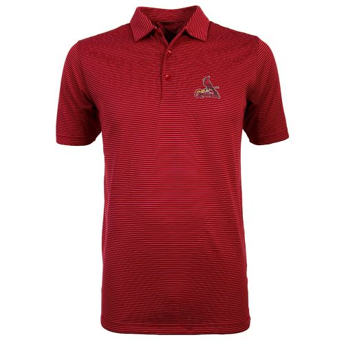 Antigua Men's St. Louis Cardinals Quest Polo Shirt