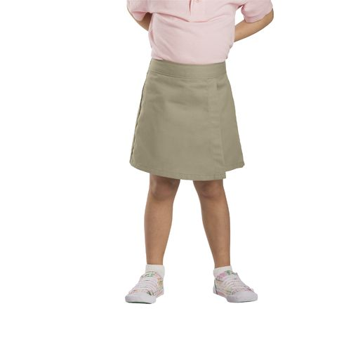 Display product reviews for Dickies Girls' Faux Wrap Skort