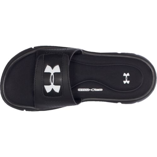 Under Armour Boys' Ignite V SL Soccer Slides - view number 4