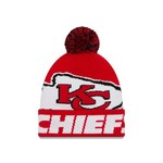 New Era Men's Kansas City Chiefs NFL16 Colossal Knit Cap
