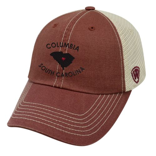 Top of the World Women's University of South Carolina Roots Cap