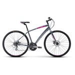 Diamondback Women's Clarity 2 700c 21-Speed Performance Hybrid Bike - view number 2