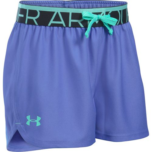 Display product reviews for Under Armour Girls' Play Up Short
