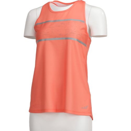 BCG Women's Reflective Racerback Running Tank Top - view number 1