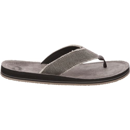 Display product reviews for O'Rageous Men's Fray Thong Sandals