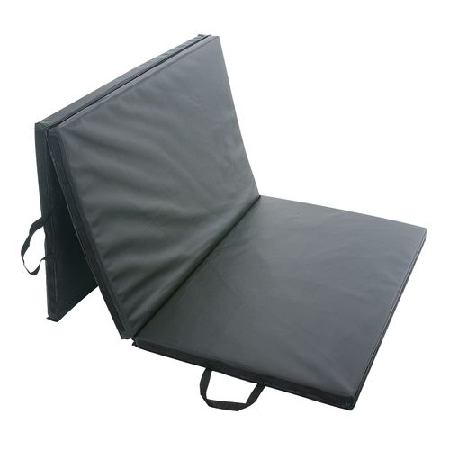 "Display product reviews for Sunny Health & Fitness 3' x 6' x 2"" Folding Gym Mat"