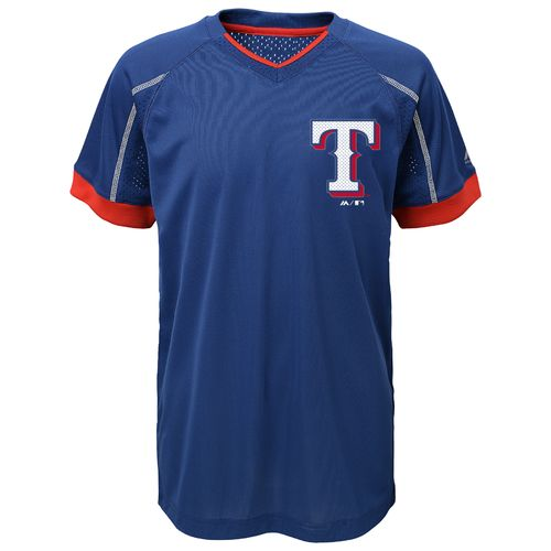 MLB Boys' Texas Rangers Emergence T-shirt