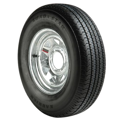 C.E. Smith Company™ Radial Tire with 15' Galvanized Wheel