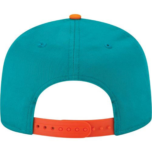 New Era Men's Miami Dolphins 9FIFTY Baycik Snapback Cap - view number 2