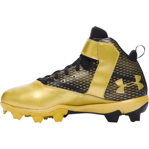 Under Armour Boys' Harper One RM Jr. Baseball Cleats
