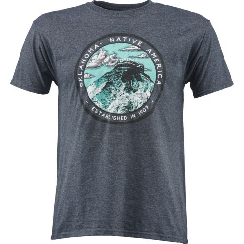 Academy Sports + Outdoors Men's Oklahoma Glass Mountain T-shirt
