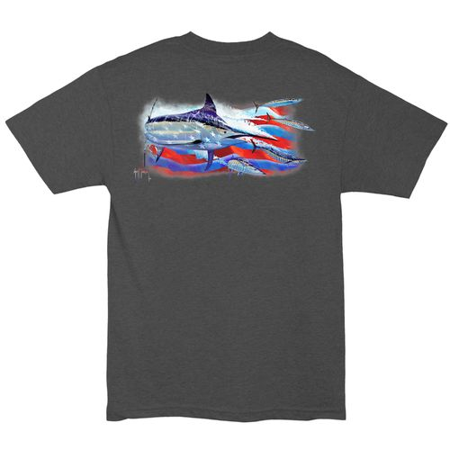 Guy Harvey Men's Pursuing Happiness T-shirt