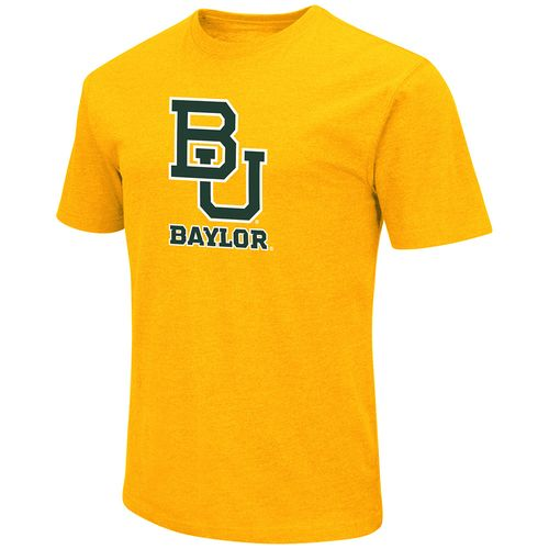 Colosseum Athletics Men's Baylor University Logo T-shirt
