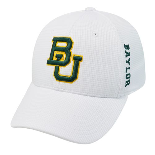 Top of the World Men's Baylor University Booster Plus Flex Cap