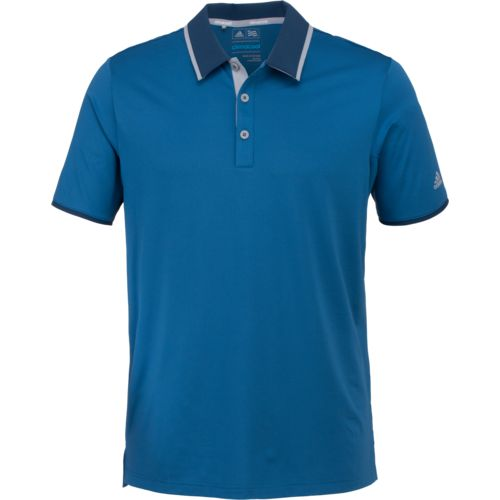 adidas Men's climacool Performance Polo Shirt