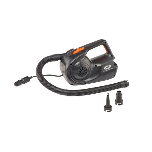 O'Rageous High-Pressure Inflator/Deflator 12 v DC Electric Pump