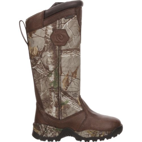 Magellan Outdoors Boy's Snake Shield Armor Hunting Boots