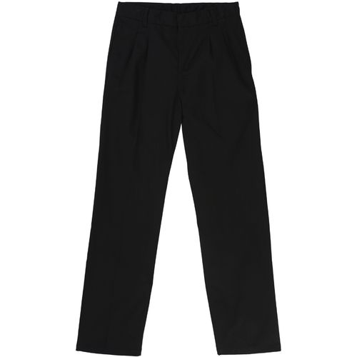 French Toast Boys' Pleated Double-Knee Pant