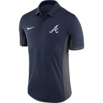 Nike Men's Atlanta Braves Franchise Polo Shirt - view number 1