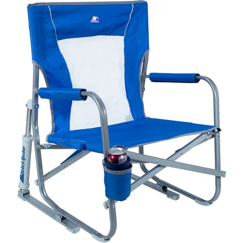 GCI Outdoor Waterside Beach Rocker Portable Rocking Chair
