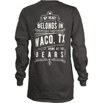 Three Squared Juniors' Baylor University Tower Long Sleeve T-shirt - view number 1