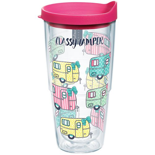 Tervis Simply Southern Classy Camper 24 oz Insulated Tumbler - view number 1