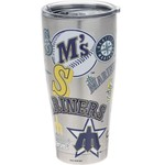 Tervis Seattle Mariners All Over 30 oz Stainless-Steel Tumbler - view number 1